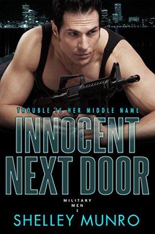 Innocent Next Door (Military Men, #1)
