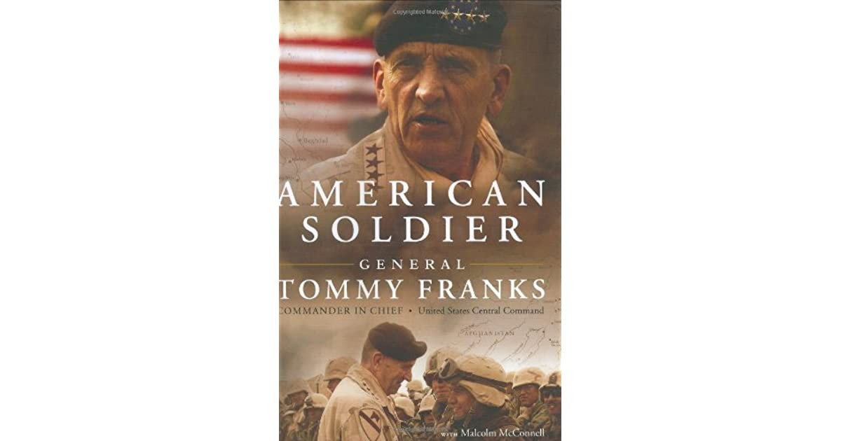 American Soldier By Tommy Franks