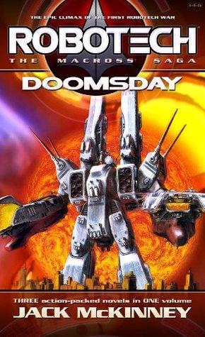 Robotech The Macross Saga Doomsday Robotech 4 6 By Jack Mckinney