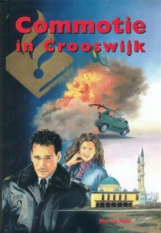 Commotie in Crooswijk by Ben de Raaf