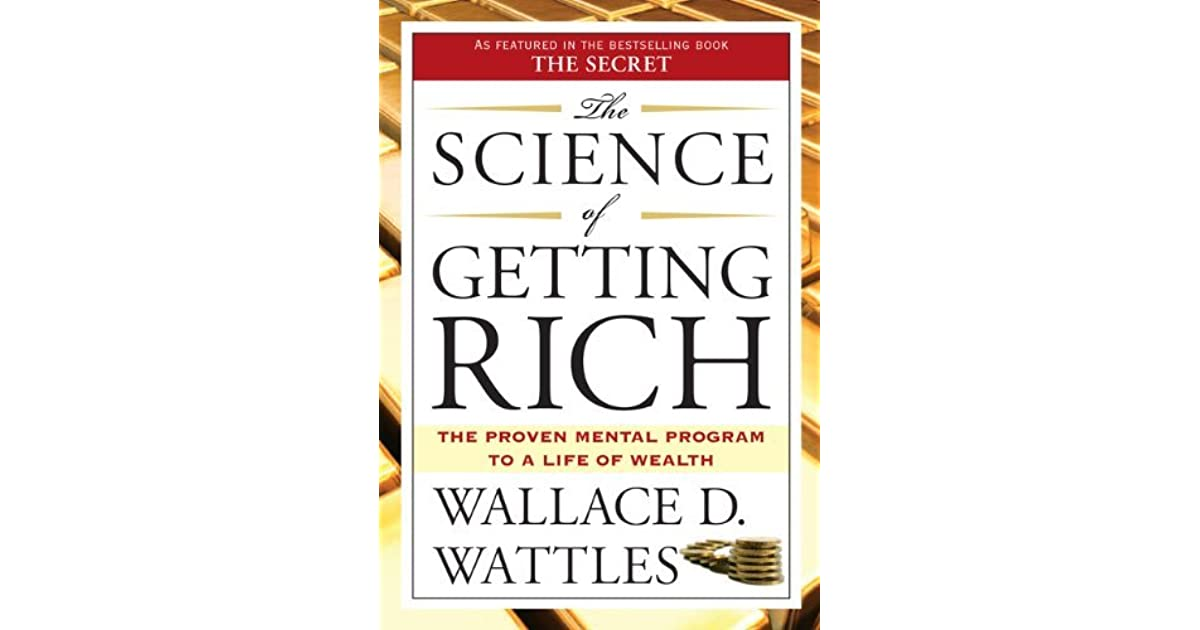 book science of getting rich