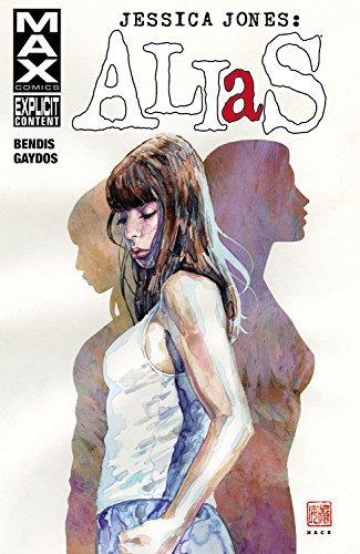 Jessica Jones: Alias, Vol. 1