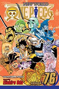 One Piece, Volume 76: Just Keep Going (One Piece, #76)