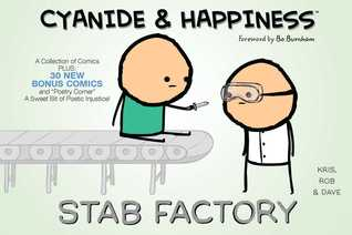 Cyanide  Happiness: Stab Factory