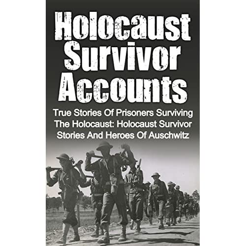 surviving the holocaust Surviving the holocaust: full we have to survive this school students as she shares a personal account of the events that lead to the holocaust.