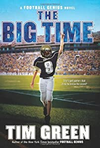 The Big Time (Football Genius, #4)