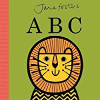Jane Foster's ABC (Jane Fosters Look & Say Board) (Jane Foster Books)