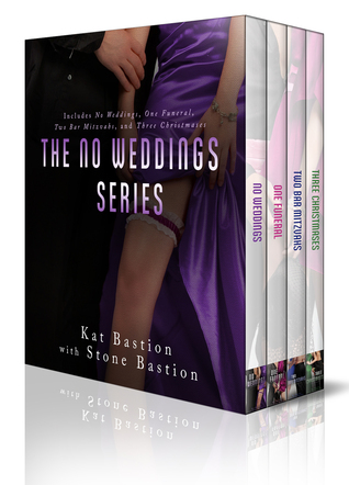 No Weddings Limited Edition Box Set: Books 1-4