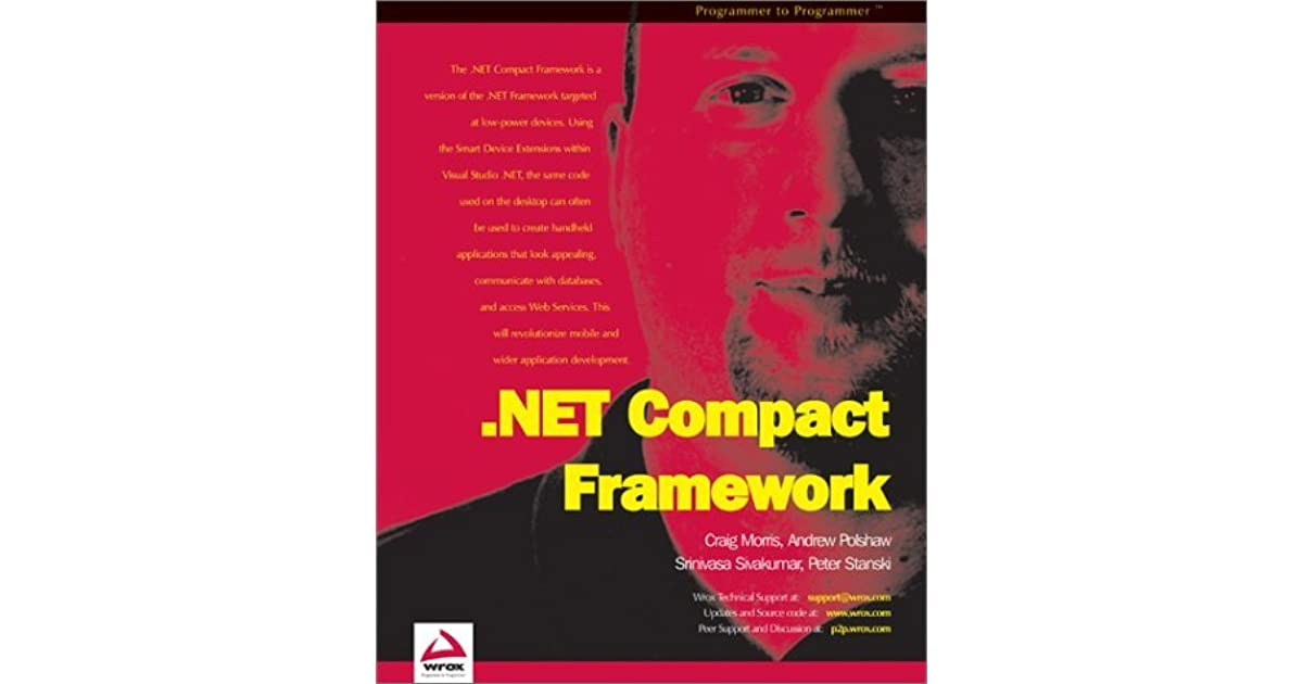 NET Compact Framework by Peter Stanski