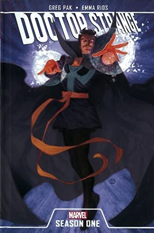 Doctor Strange by Greg Pak