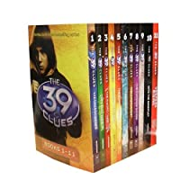 The 39 Clues 1 to 10 Collection