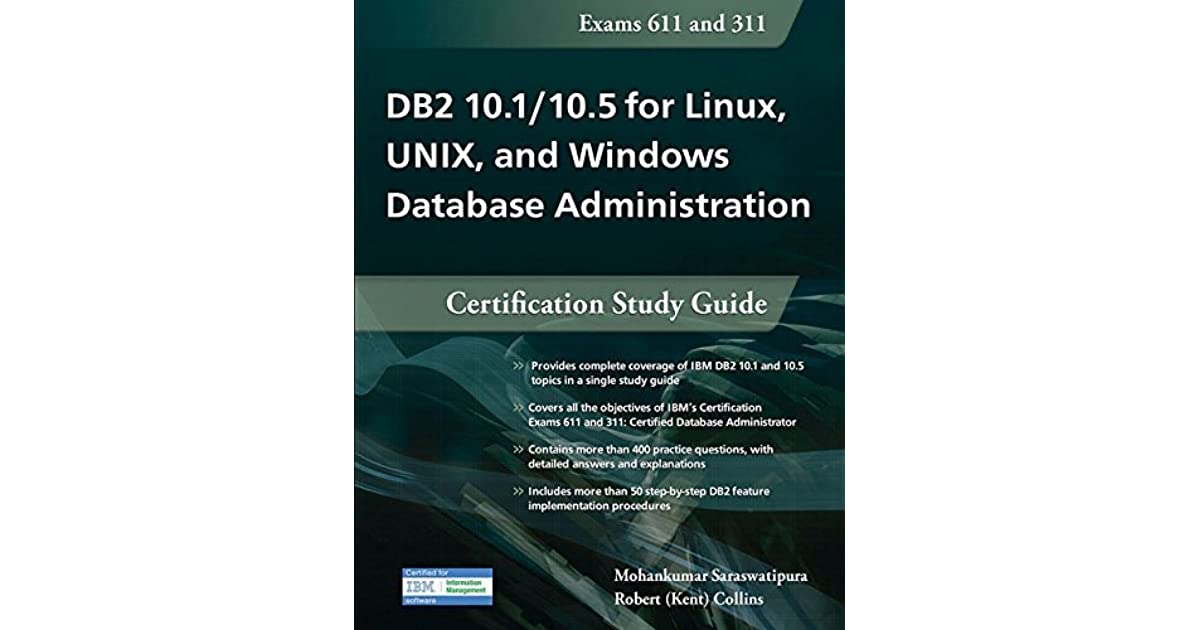 Db2 101105 For Linux Unix And Windows Database Administration