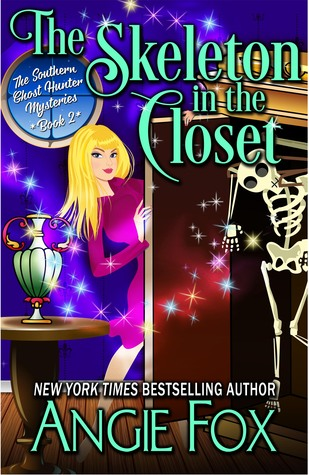 The Skeleton in the Closet (Southern Ghost Hunter Mysteries, #2)