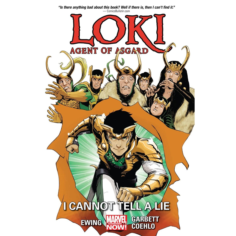 Loki: Agent of Asgard, Vol  2: I Cannot Tell a Lie by Al Ewing