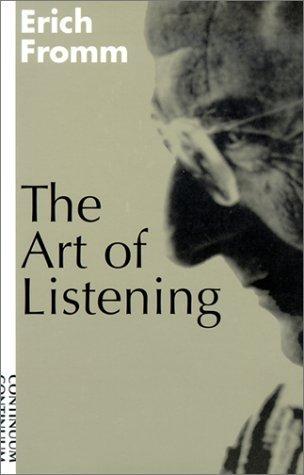 The Art of Listening  pdf