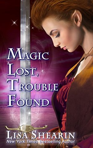 Ebook Magic Lost Trouble Found Raine Benares 1 By Lisa Shearin