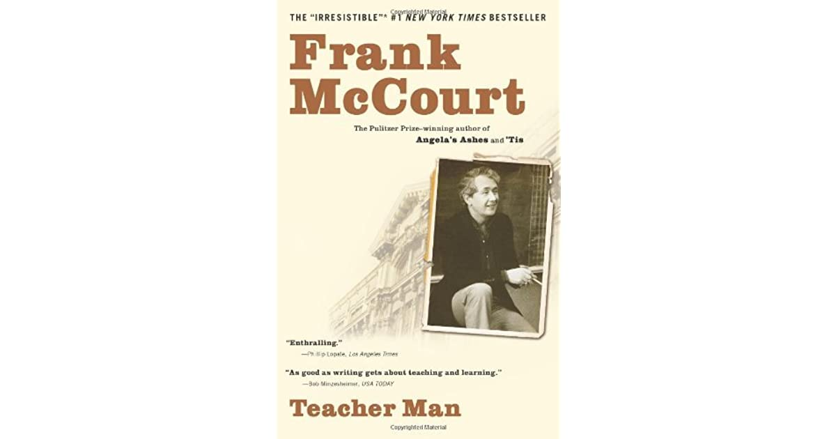 a teacher man book review Find helpful customer reviews and review ratings for teacher man: a memoir at amazoncom read honest and unbiased product reviews from our users.