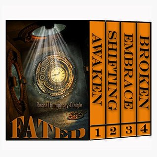 Fated Box Set (Books 1-4) Awaken, Shifting, Embrace, Broken