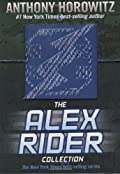 Alex Rider Boxed Set, #1-3