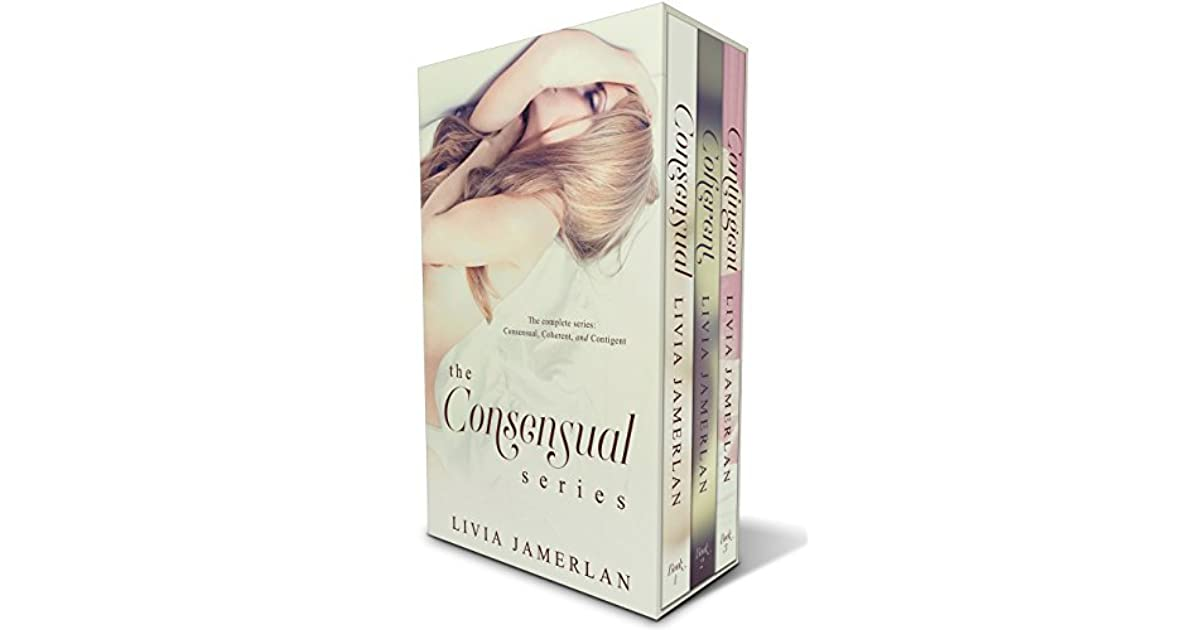 The Consensual Series By Livia Jamerlan