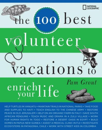 The 100 Best Volunteer Vacations to Encourage