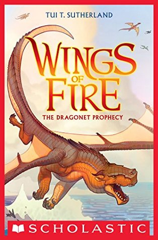 The Dragonet Prophecy by Tui T. Sutherland