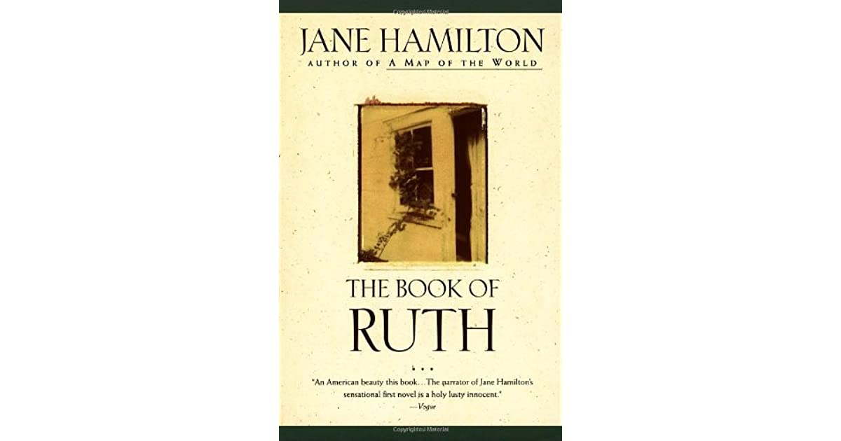 the suffering of the characters in the book of ruth by jane hamiltons Melanie hamilton wilkes is a fictional character first to the hamiltons and served the orphans' father scarlett's character growth in the book.