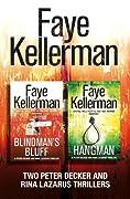 Peter Decker 2-Book Thriller Collection: Blindman's Bluff, Hangman