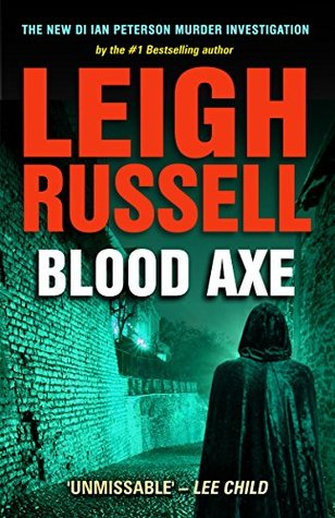Blood Axe (DS Ian Peterson, #3)
