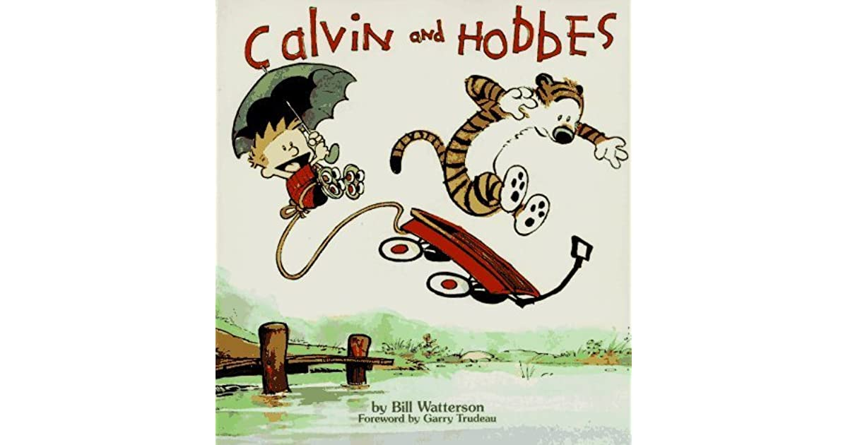 Calvin and Hobbes (Calvin and Hobbes #1) by Bill Watterson