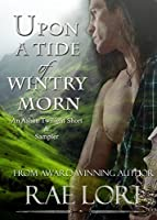 Upon A Tide of Wintry Morn (Ashen Twilight #1.5) (Ashen Twilight Series)