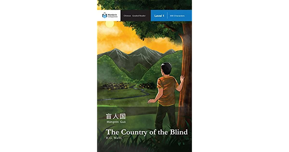 the country of the blind characters