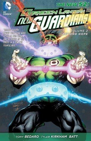 Green Lantern: New Guardians, Volume 2: Beyond Hope