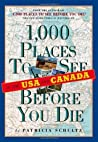 1,000 Places to S...