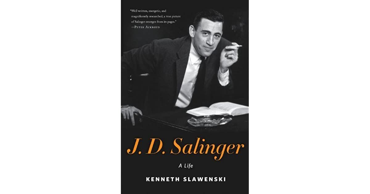 a biography of j d salinger an american author J d salinger best known for his controversial novel the catcher in the rye (1951), salinger is recognized by critics and readers alike as one of the most popular and influential authors of american fiction to emerge after world war ii.