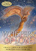 Whispers of Love Oracle: Oracle Cards for attracting More Love into your Life - Oracle card and Book Set