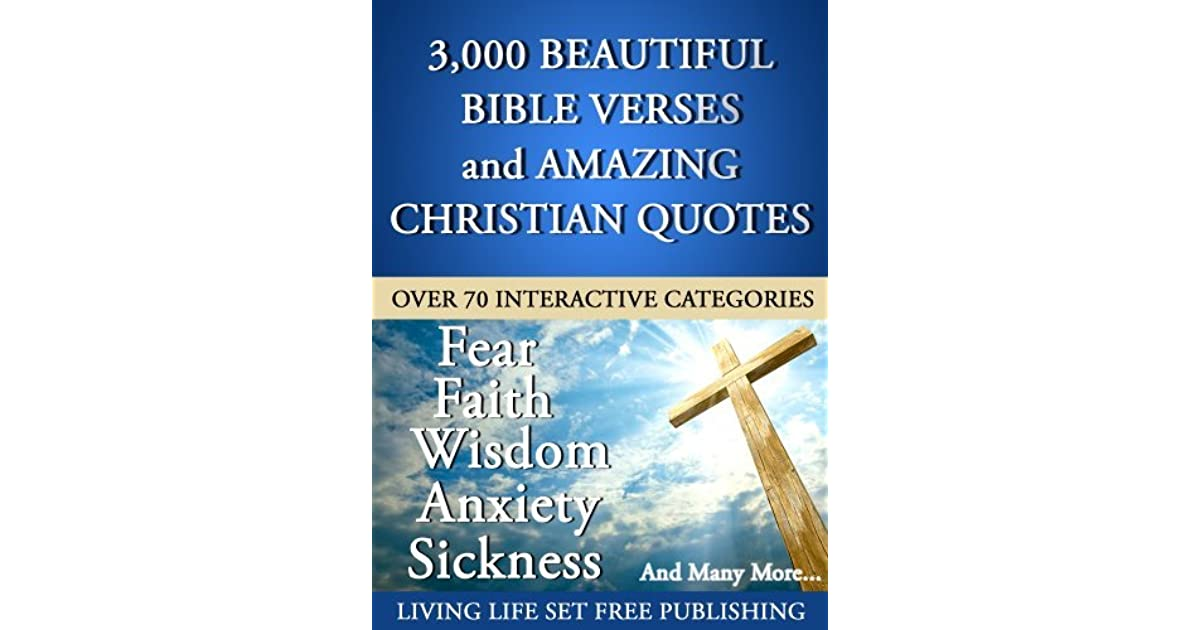 3000 Plus Beautiful Bible Verses and Amazing Christian ...