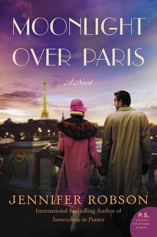 Moonlight over Paris by Jennifer Robson