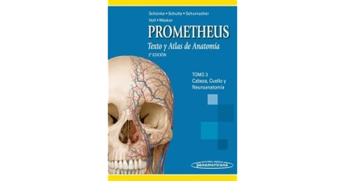 Prometheus: Texto y atlas de anatomía. Cabeza y Neuroanatomía by ...