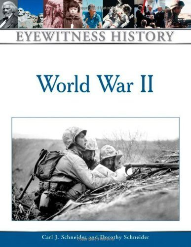 World War II (Eyewitness History Series)