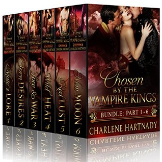 Chosen by the Vampire Kings Bundle: Part 1-6 (The Chosen, #1)