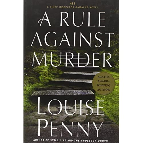 Order of Louise Penny Books