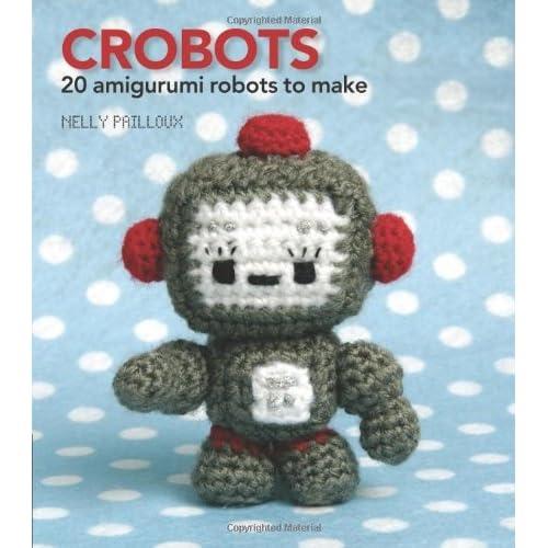 Amigurumi World: Seriously Cute Crochet: Amazon.de: Rimoli, Ana ... | 500x500