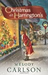 Christmas at Harrington's by Melody Carlson