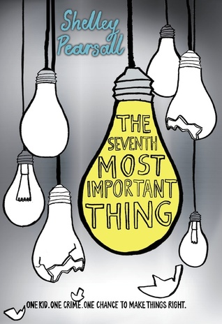 the seventh most important thing cover art