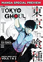 Tokyo Ghoul Manga Special Preview, Vol. 1
