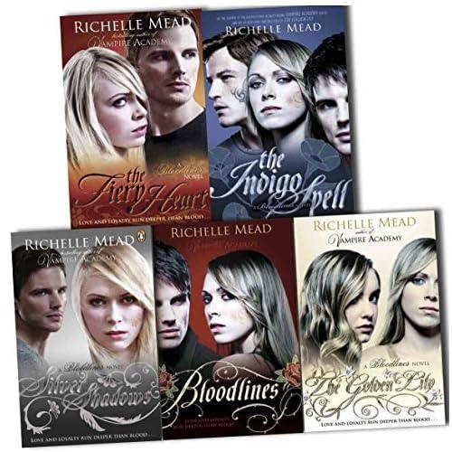 the fiery heart bloodlines book 4 mead richelle