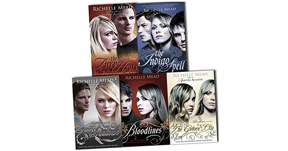 Bloodlines the golden lily the indigo spell the fiery heart bloodlines the golden lily the indigo spell the fiery heart silver shadows by richelle mead fandeluxe Gallery