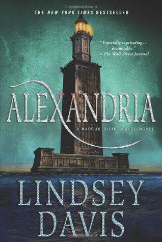 Alexandria (Marcus Didius Falco, #19)