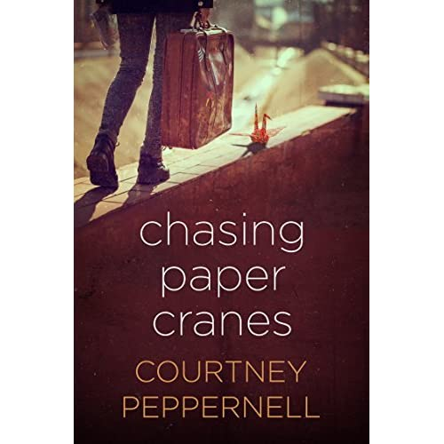 chasing paper cranes by courtney peppernell reviews